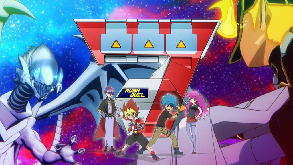 Yu-Gi-Oh Sevens