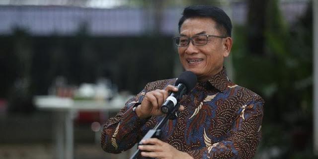 Relawan Joman: Tuduhan Jokowi Terlibat Kudeta Demokrat Semakin Liar Jika Moeldoko Masih Di Istana