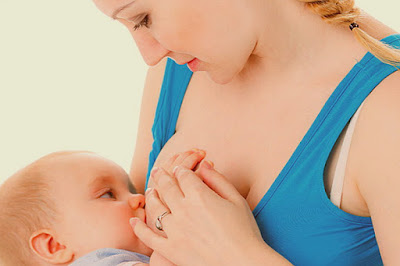 Breast Feeding Baby