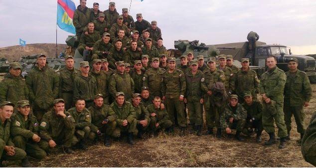 «Menținătorii păcii» ruși din Nagorno-Karabakh au participat la ocuparea Crimeei și au luptat în Donbass