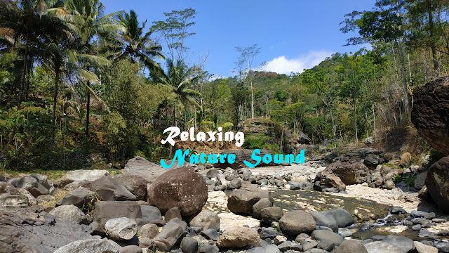 Sungai Konang Kecamatan Dongko desa Pandean Trenggalek