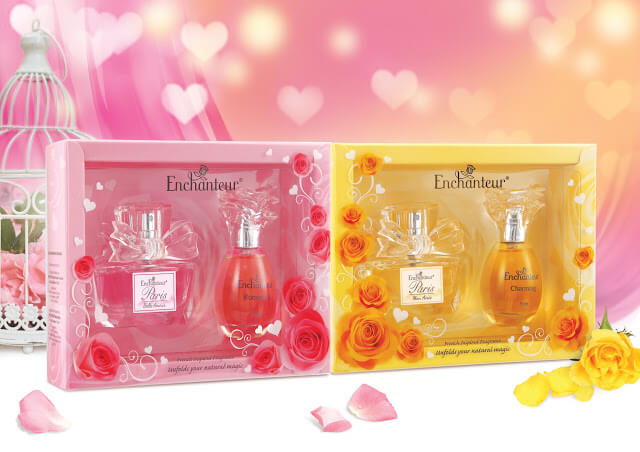 Set Hadiah Wangian Terbaru Enchanteur Paris