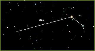 aries constellation within nebula - photo #23