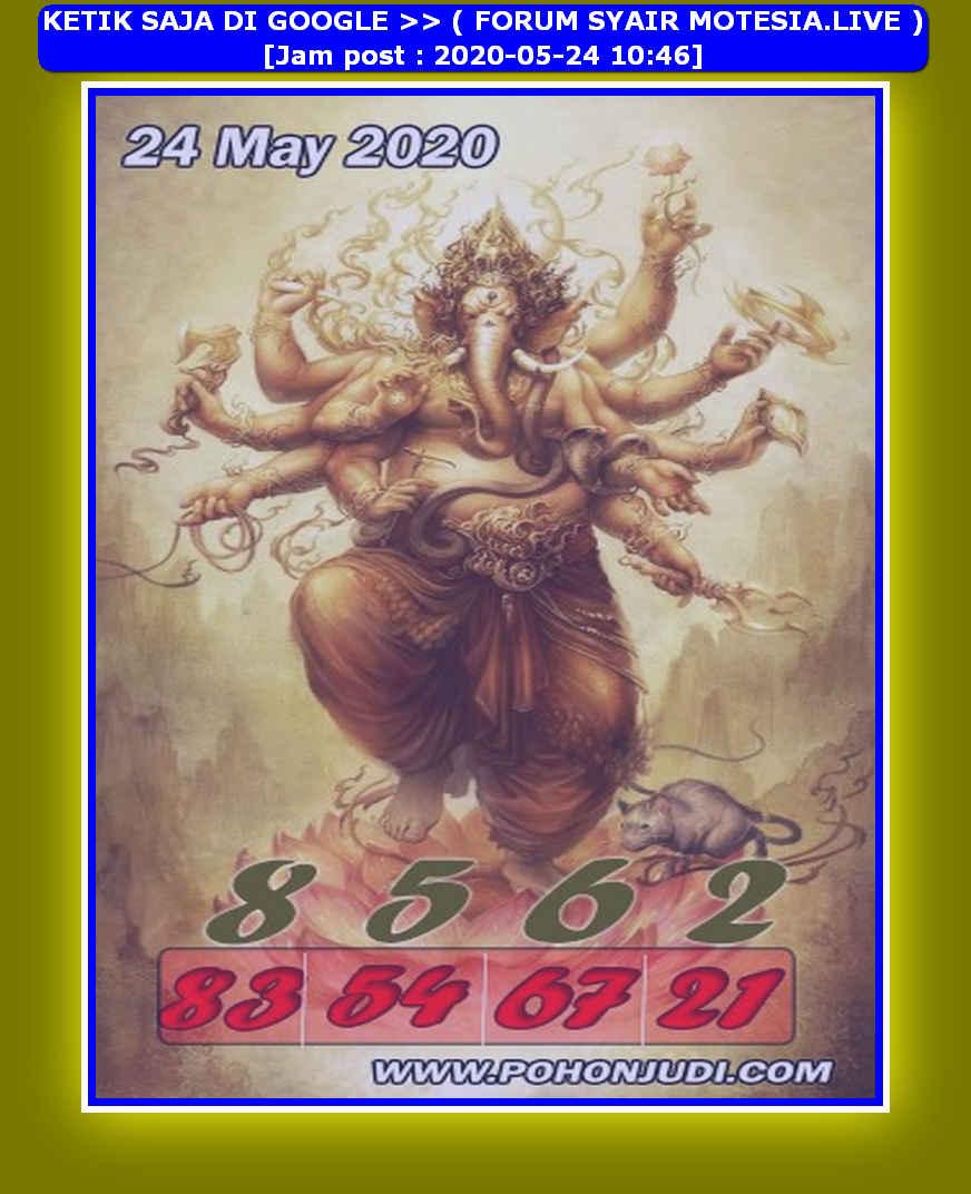 Kode syair Sydney Minggu 24 Mei 2020 40