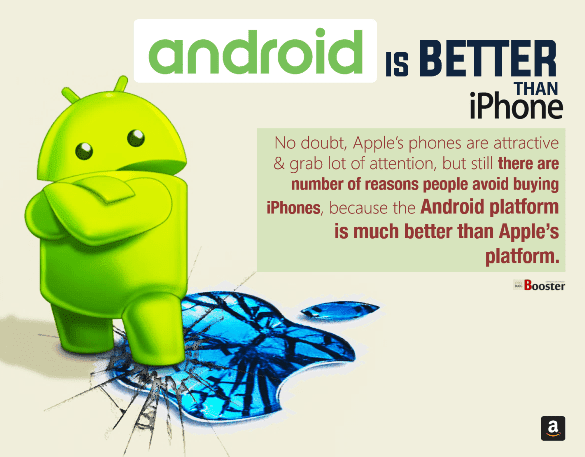 Android Is Better Than iPhone