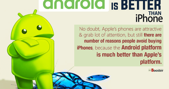 android is better than iphone 25 reasons why android is better than iphone in the market 7897