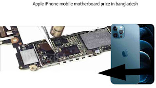 Apple iPhone mobile motherboard price in bangladesh