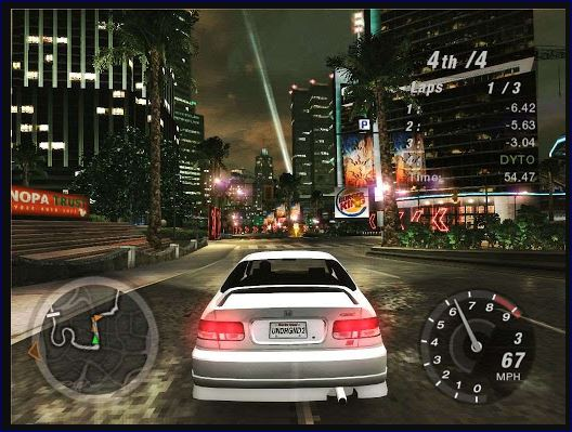 Need For Speed Underground 2 For Pc Free Download Full Version