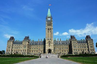 Parlamento Canada Ottawa