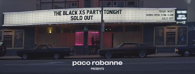 Canzone Pubblicità Paco Rabanne Black XS | Musica spot profumo 2016