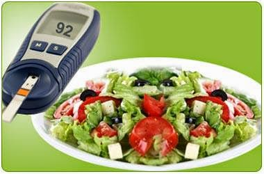 Correct diet for a mild diabetic : WikiHealthBlog