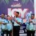 Pangdam XII/Tpr Lepas Joy Run Walk Shop Kubu Raya