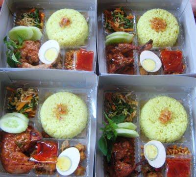Catering Nasi Box Tumpeng Snack 2017