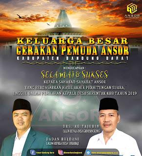 Kader Ansor Bandung Barat Kades