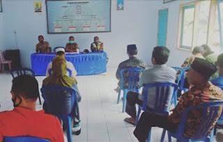 Wabah Covid19 Kian Merebak, Kelurahan Jatiwangi Tindak Lanjuti Instruksi Walikota