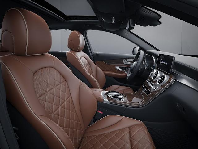 Mercedes benz C200, مرسيدس سي200