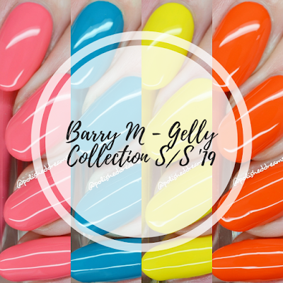 Barry M Gelly S/S 19