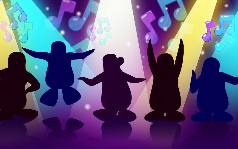 ¡Mini-evento de baile este fin de semana!