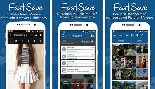 fast save instagram photos