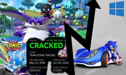 Team Sonic Racing Game Setup Download