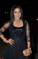 Sakshi Agarwal looks stunning in all black gown at 64th Jio Filmfare Awards South ~  Exclusive 055.JPG