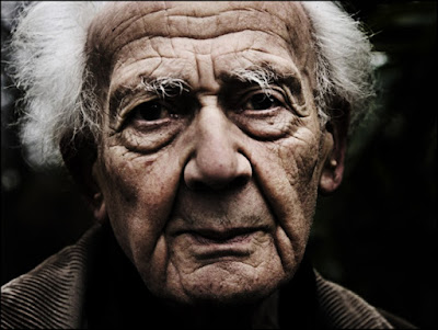 Zygmunt Bauman en la BUM.