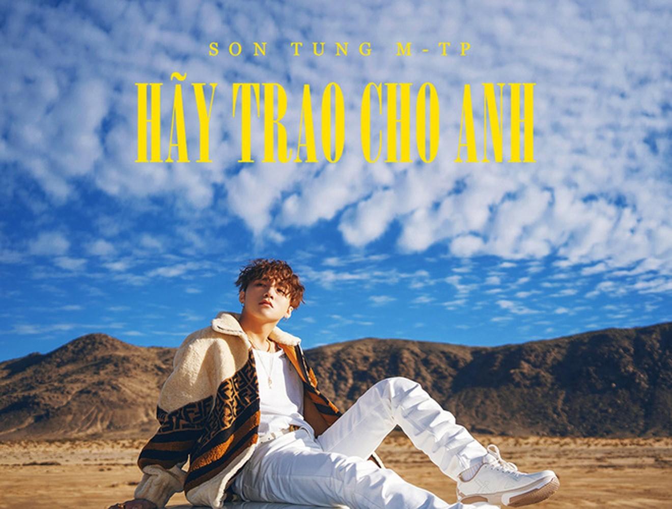 Bộ hình nền Sơn Tùng Mtp cute đẹp nhất cho điện thoại trong MV Hãy Trao Cho Anh