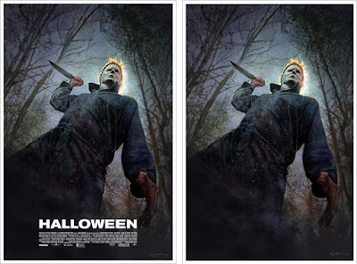 Halloween Movie Poster Screen Prints by Phantom City Creative, Jason Edmiston, Bill Sienkiewicz & Mondo