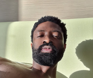 """""""Strength Is Not Only When You Are Physical And Aggressive, Be Silent And Sit Still"""" - Ric Hassani [VIDEO]"""