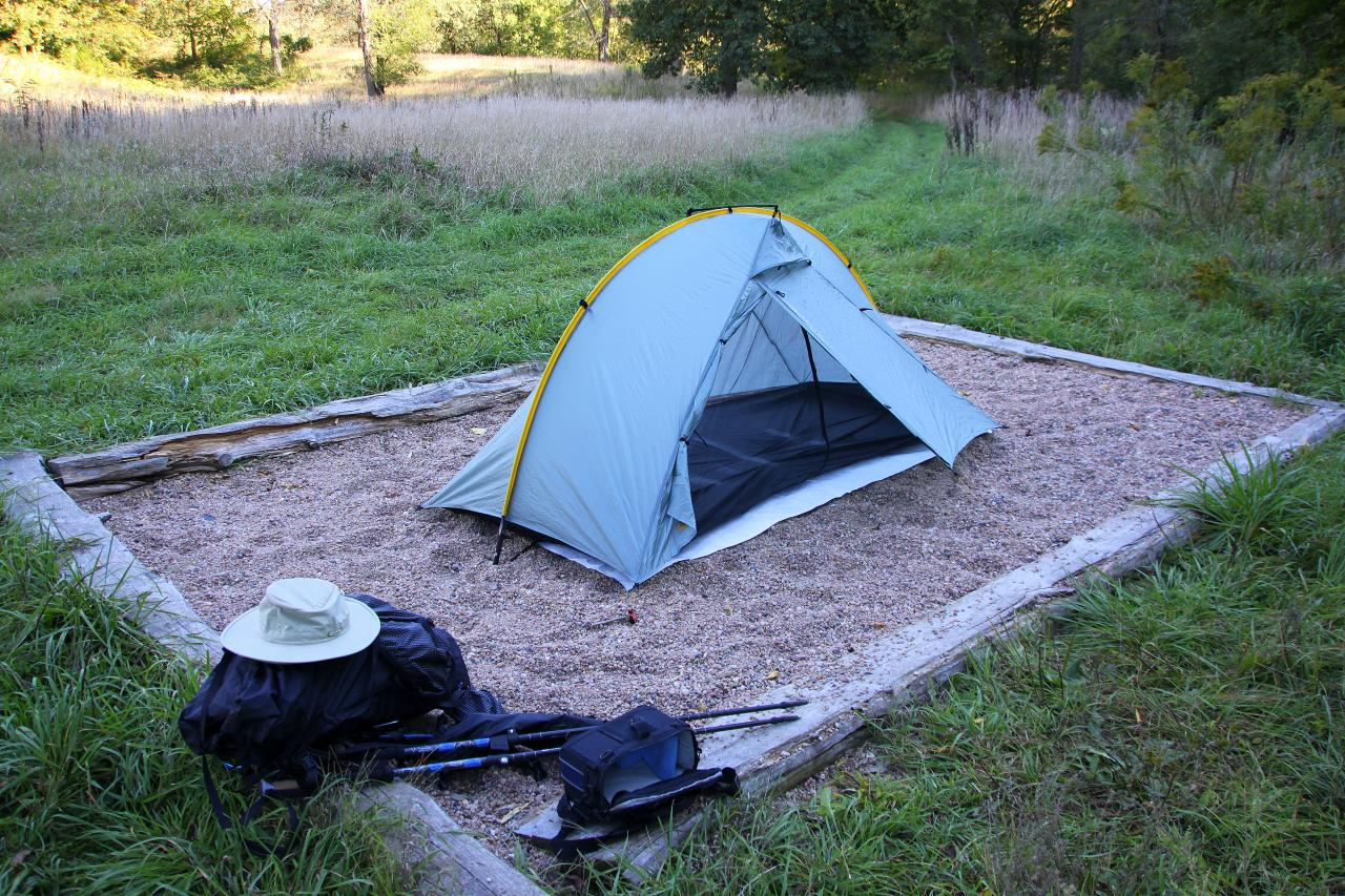 Homers Travels A Tent Comparison The Tarptent Notch Versus