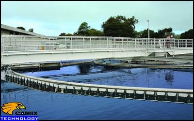 Công ty thiết kế công nghệ xử lý nước nhà máy thủy hải sản - Công tác  môi trường trong nhà máy
