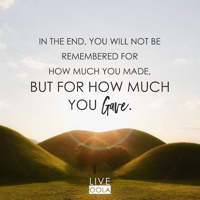 Oola Life Quote