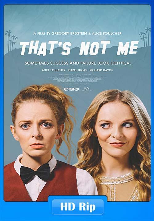 Thats Not Me 2017 WEB-DL 250MB 480p | HEVC 100MB Poster
