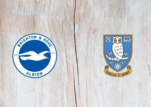 Brighton & Hove Albion vs Sheffield Wednesday -Highlights 4 January 2020