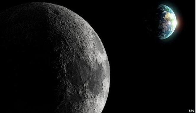 mengapa bulan tidak memiliki atmosfer ?