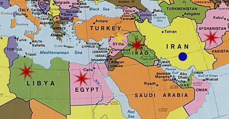 Oriente Medio mirar al pasado para entender el presente