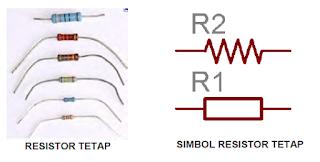 Cara Membaca Nilai Resistor Dalam Rangkaian Elektronika