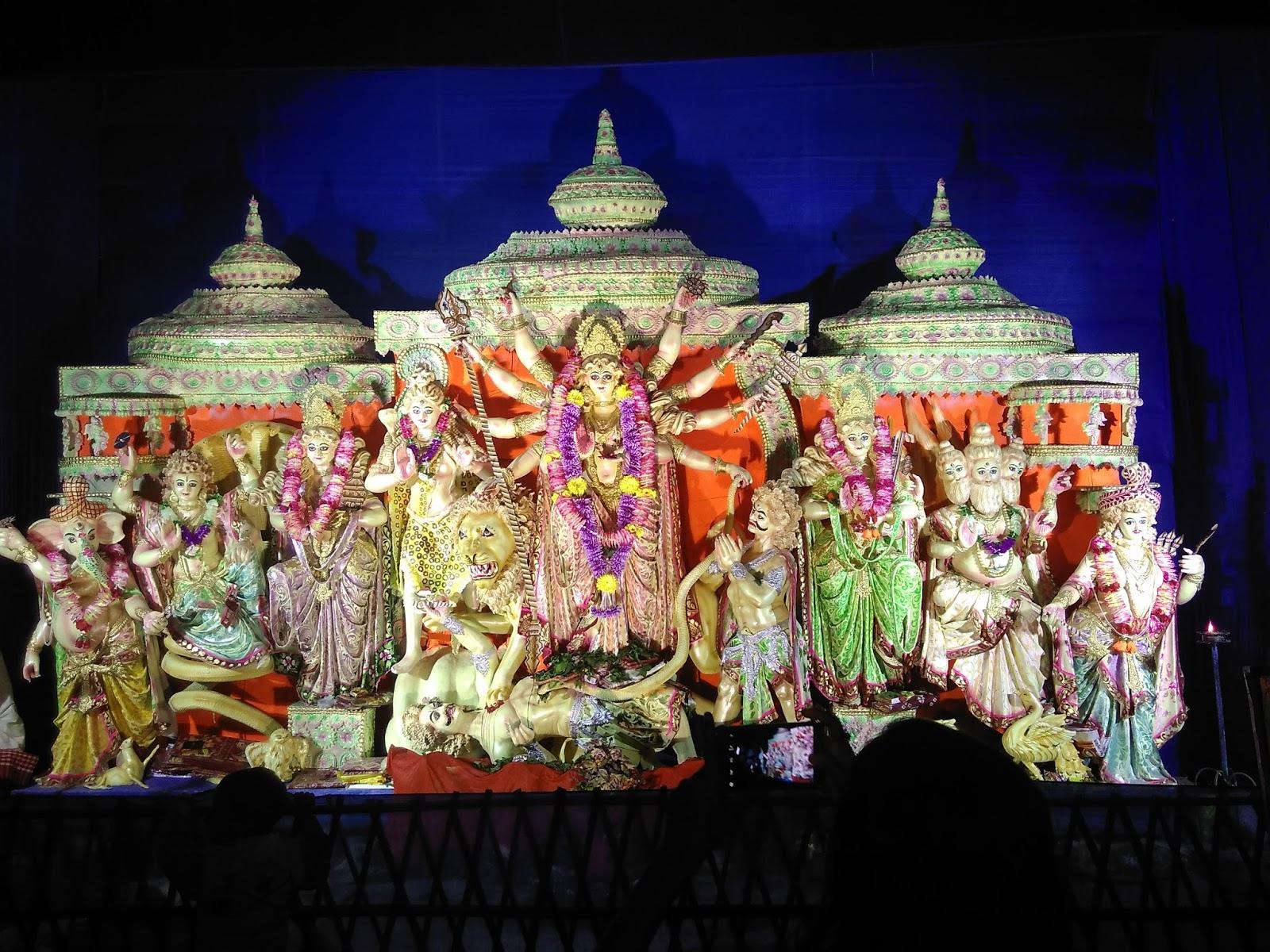 Alipurduar Durga Puja Parikrama 2016 Alipurduar Junction ficial