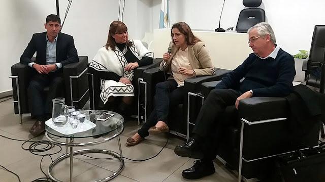 La Legislatura visitó la comuna 13 en del barrio de Belgrano