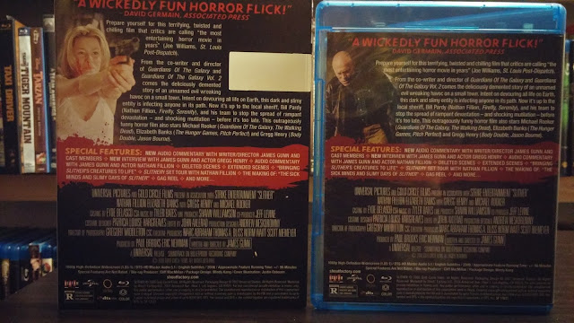 back covers for the scream factory release of slither