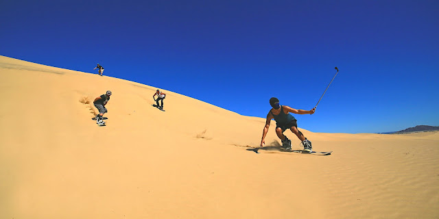 Dunas algodones Baja California