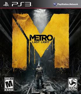 METRO LAST LIGHT PS3 TORRENT