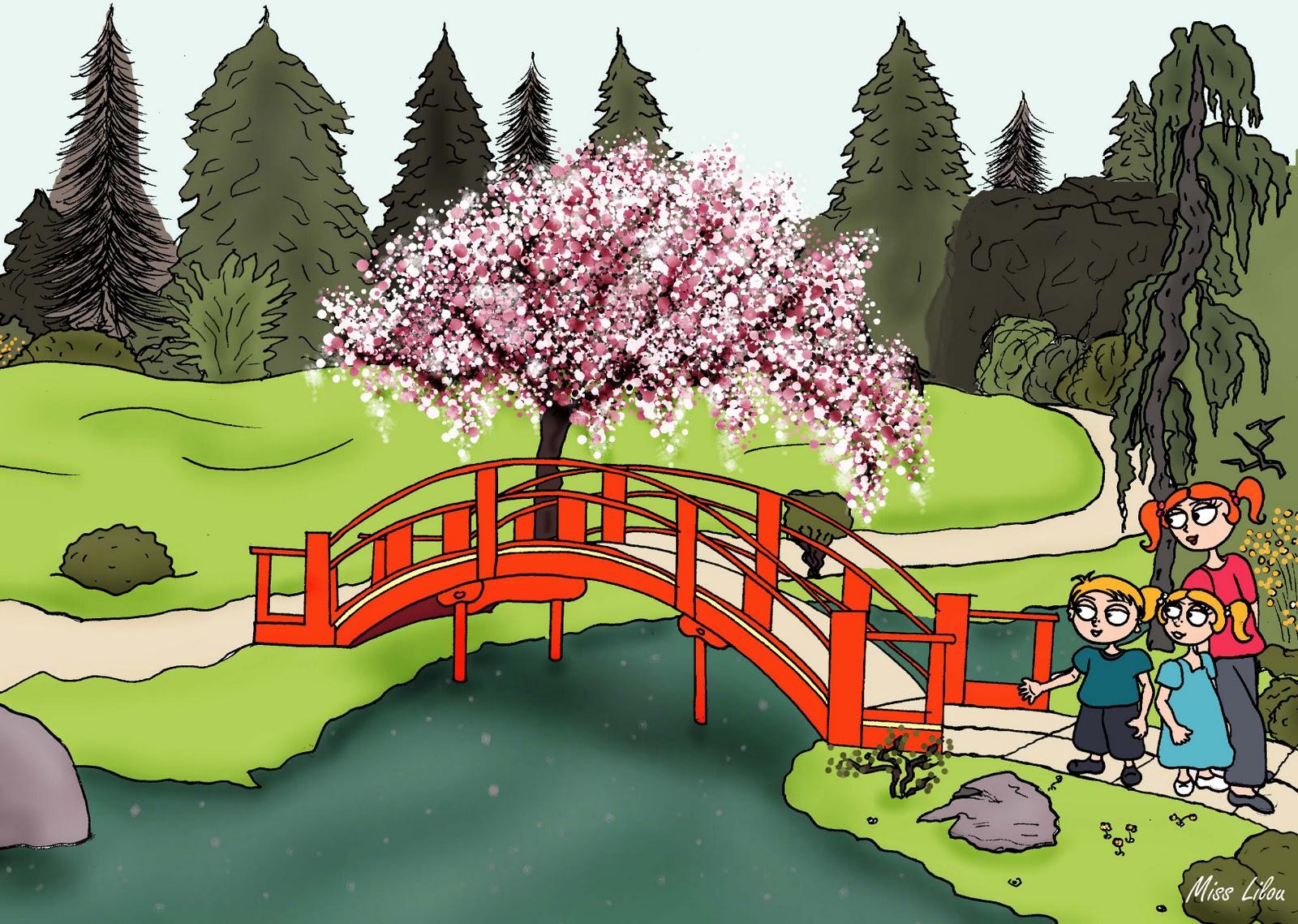 projet lina et lino toulouse le jardin japonais. Black Bedroom Furniture Sets. Home Design Ideas
