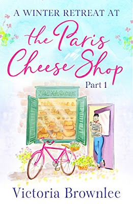 French Village Diaries book review A Winter Retreat at the Paris Cheese Shop Victoria Brownlee #ParisCheeseShop