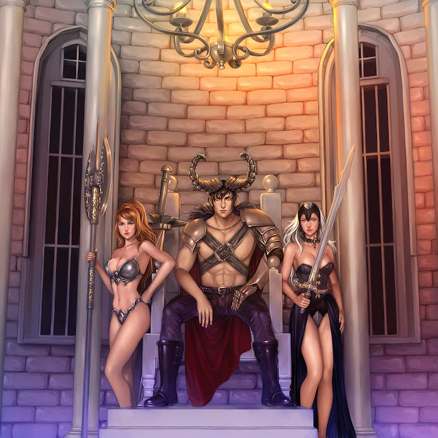Hades Online: Demon Lord Book Cover Update Featured Image