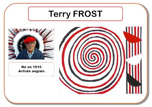 Terry Frost - Portrait d'artiste en maternelle