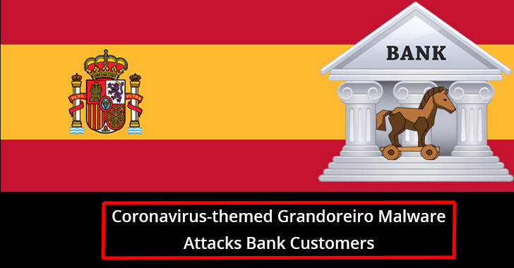 Grandoreiro Malware Attacks