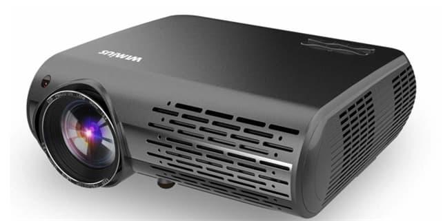 WiMiUS P20: proyector compatible con contenidos 4K, potencia lumínica de 7000 lm y sonido estéreo Hi-Fi