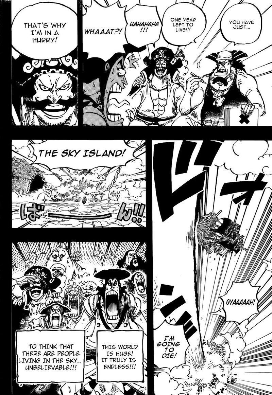One Piece Manga Chapter 966 - Image 015