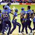 मैच में धीमी ओवरगति के लिये श्रीलंका पर मैच फीस का 20 प्रतिशत जुर्माना लगाया#Public Statement